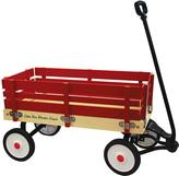Little Box Wooden Wagon