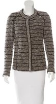 Etoile Isabel Marant Bouclé Knit Jacket