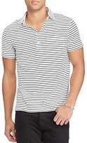 Polo Ralph Lauren Hampton Striped Regular Fit Polo Shirt