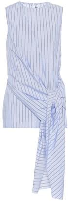 Joseph Alicia striped cotton top