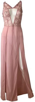 La Perla Pink Silk Dresses