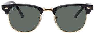 Ray-Ban Black Clubmaster Sunglasses