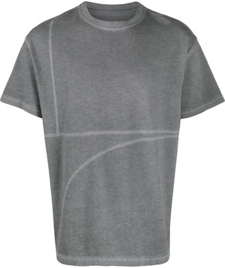 A-Cold-Wall* two tone T-shirt