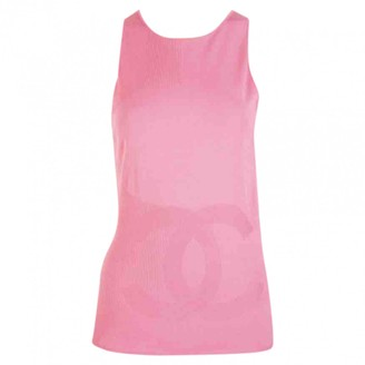 Chanel Pink Top for Women