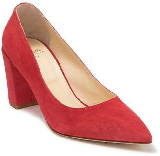 Butter Shoes Kay Block Heel Pump