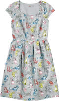Cath Kidston Cats Cotton Barkcloth Dress