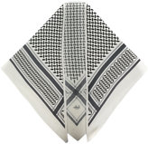 Lala Berlin Triangle Neo scarf - women - Cashmere - One Size
