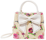 Betsey Johnson Welcome To The Big Bow Bucket Bag