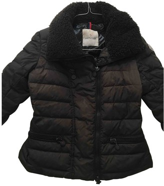 Moncler Classic Brown Coat for Women