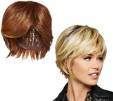 Hairdo. by Jessica Simpson & Ken Paves Chin Length Textured Fringe Bob Wig