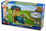 Fisher-Price Thomas & Friends Wooden Railway Coal Hopper Figure 8 Set