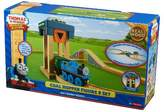 Thomas & Friends Fisher-Price Wooden Railway Coal Hopper Figure 8 Set