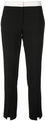 Tibi Anson Tailored Skinny Pants