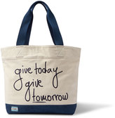 Toms Natural Give Today Transport Tote Bag