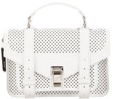Proenza Schouler Perforated Tiny PS1 Satchel