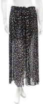 See by Chloe Printed Maxi Skirt w/ Tags