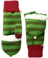 San Diego Hat Company KNH3474 Elf Stripe Gloves