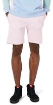 Topman Men's Waffle Jersey Athletic Cutoff Shorts