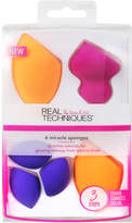 Real Techniques 6 Miracle Complexion Sponges