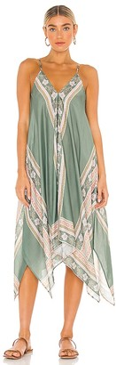 Seafolly Balinese Retreat Scarf Dress