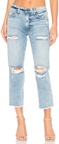 ei8ht dreams High Waist Distressed Straight