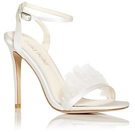 Bella Belle Women's Bridget Embellished High Heel Sandals