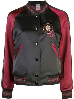 Coach reversible varsity jacket