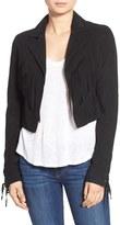 Paige Darlene Genuine Suede Jacket