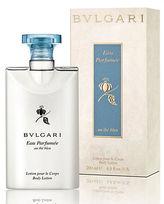 Bvlgari Eau Parfumee au the bleu Collection Scented Body Lotion 6.8 oz.