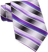 Van Heusen Striped Silk Tie