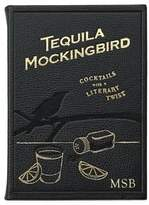 Graphic Image Tequila Mocking Leather Book
