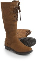 UGG Elsa Deco Quilted Boots - Waterproof, Nubuck (For Women)