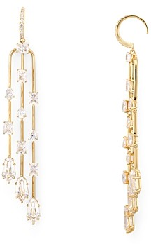 Nadri Eliza Chandelier Earrings