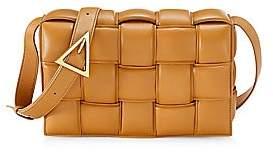 Bottega Veneta Women's Small Cassette Padded Leather Crossbody Bag