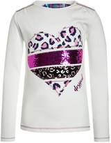 Desigual TEXAS Long sleeved top blanco