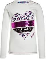 Desigual TEXAS Long sleeved top blanco