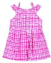 Pampolina Girl's Dress - Multicoloured -
