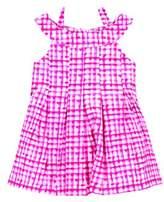 Pampolina Girl's Dress - Multicoloured