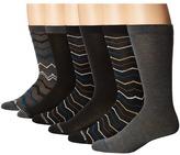 Steve Madden 6-Pack Fashion Crew Socks - Pattern