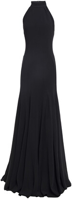 Stella McCartney Cady Halterneck Gown