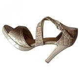 Balmain Leather Sandals