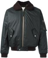 Our Legacy flight jacket - men - Cotton/Acrylic/Polyester - 50