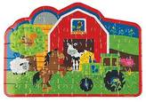 Stephen Joseph 48 Count Puzzle - Farm