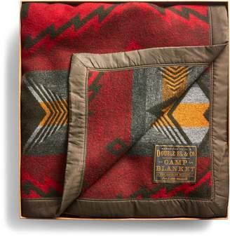 Ralph Lauren Wool Jacquard Blanket