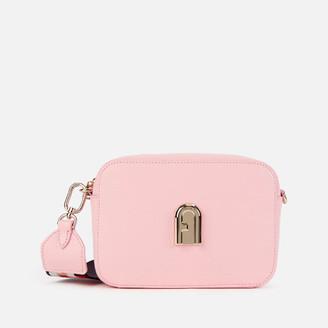 Furla Women's Sleek Mini Cross Body Bag - Pink