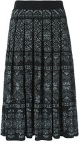 Cecilia Prado knitted skirt - women - Acrylic/Lurex/Polyamide - PP