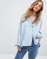 RVCA Relaxed Chambray Shirt
