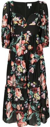 Alice McCall Baby Dee floral midi dress