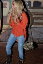 JET Jeans Over Dye Vintage Skinny in Light Blue