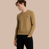Burberry Heritage Detail Cashmere Sweater